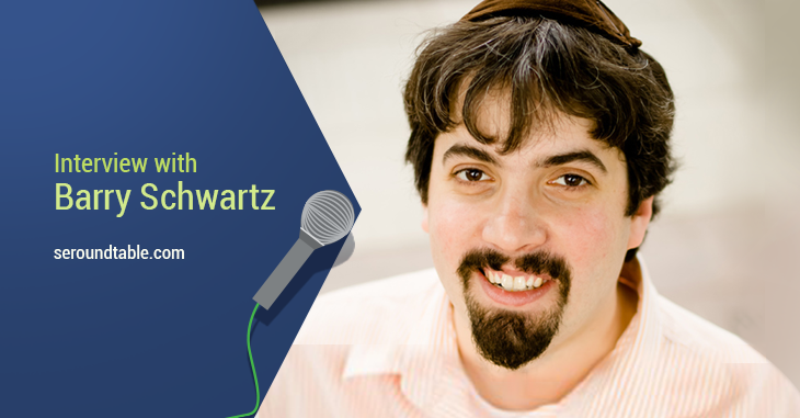 Barry Schwartz on Search Talk Live Digital Marketing Podcast