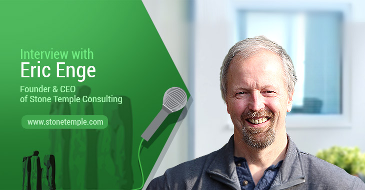 Eric Enge on Search Talk Live Digital Marketing Podcast