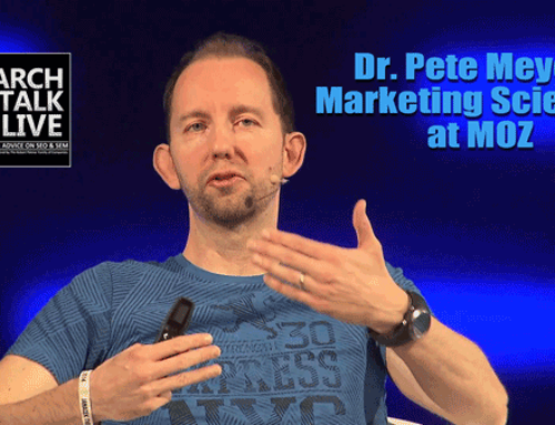 We Dissect Digital Marketing With Dr. Pete of Moz